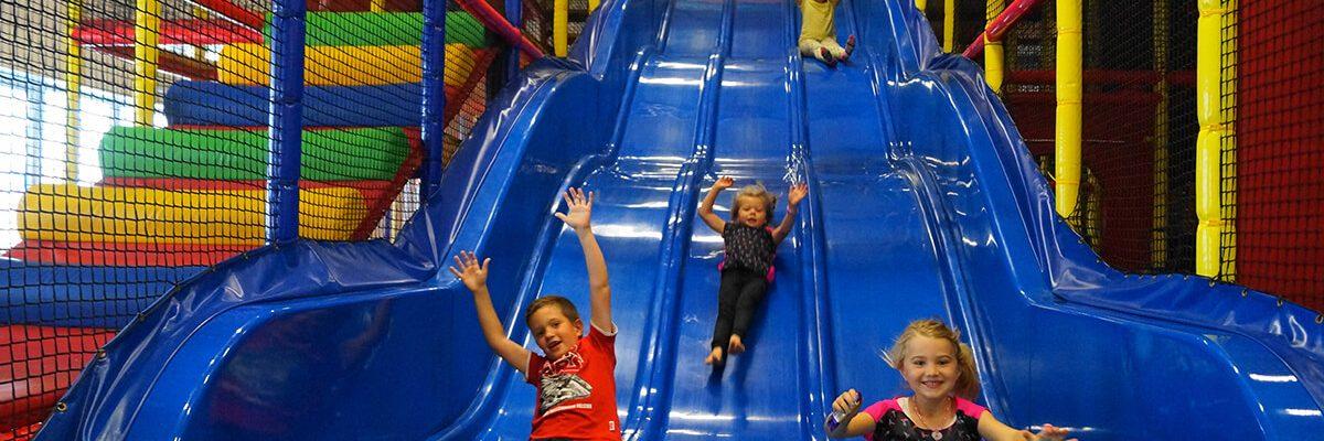 Big Slides at One2Eleven