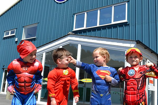 Superhero Week at One2eleven