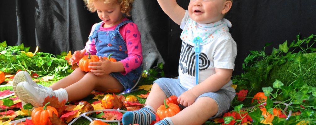 Pumpkin Fun at One2eleven October Half Term