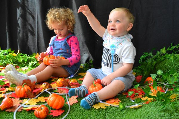 Pumpkin Fun at One2eleven October Half Term