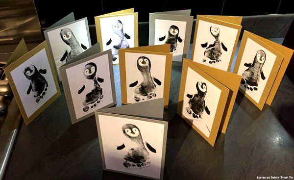 3y Our Favourite Penguin Crafts for World Penguin Day!